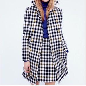 Jcrew Oxford coat